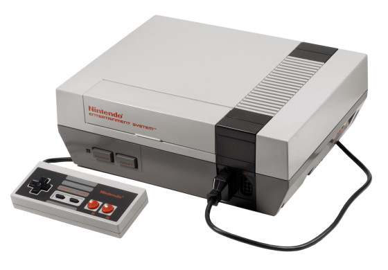 ¡Nintendo Entertainment System cumple 25 años!