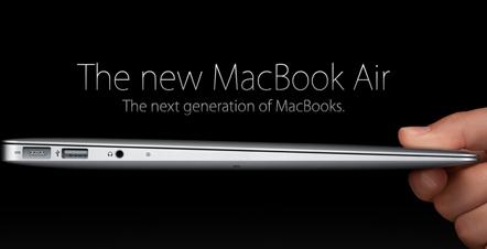 Apple anuncia nuevas Air, OS X Lion, iLife 11 y más