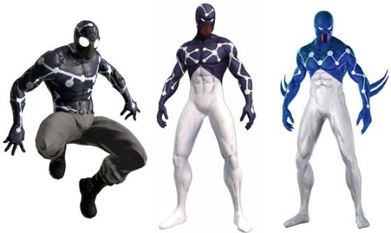 Un nuevo traje en Spider-Man: Shattered Dimensions