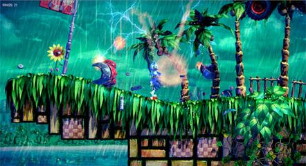 ¿El mejor juego de Sonic jamás hecho?