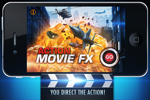 Bad Robot estrena Action Movie FX para iPhone y iPad