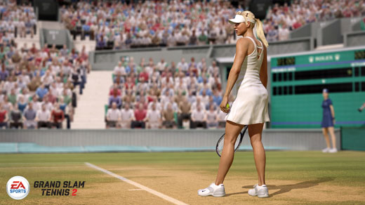 Grand Slam Tennis 2 anuncia sus atletas de portada