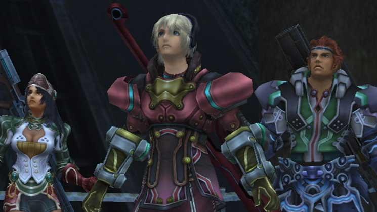 Xenoblade Chronicles llega al Wii en 2012