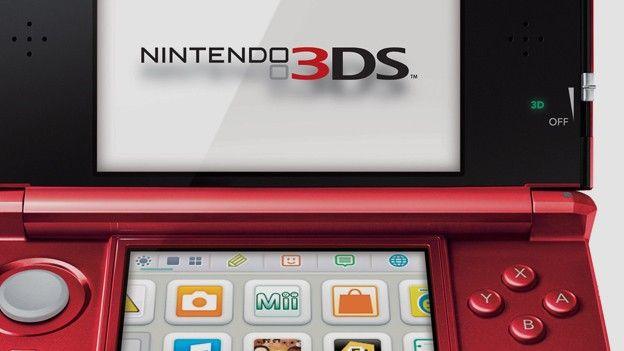 Nintendo 3DS se actualiza con grabación de video 3D