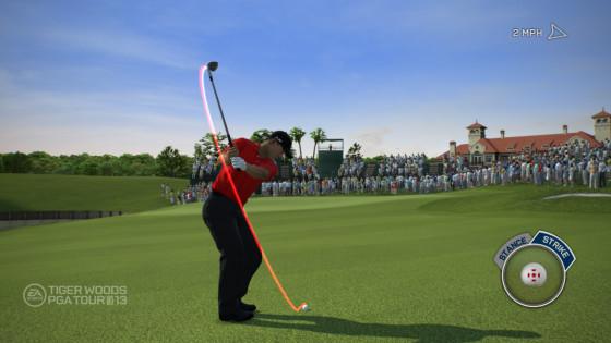 EA presenta Tiger Woods PGA TOUR 13