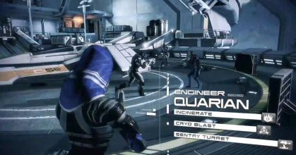 Trailer multijugador de Mass Effect 3 Special Forces