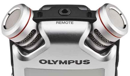 Lleva en tus manos un potente estudio de grabación con la LS-11 de Olympus