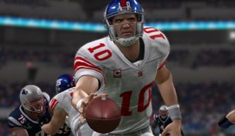 New York Giants ganan el Super Bowl XLVI