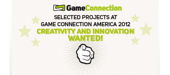 Convocatoria de Game Connection America