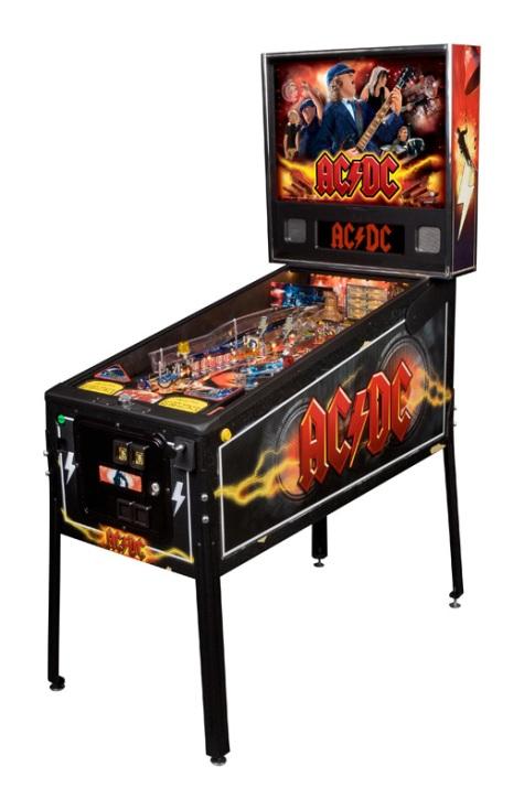 AC/DC estrena máquina de pinball