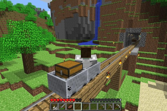 Trucos: Cómo duplicar estructuras en Minecraft y más