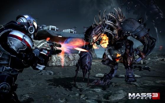 Mass Effect 3 para el día del amor