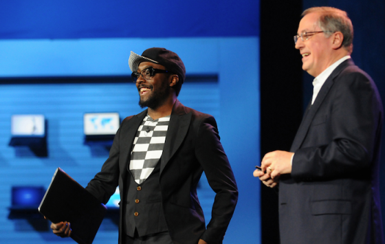 Gira de will.i.am con Ultrabook de Intel