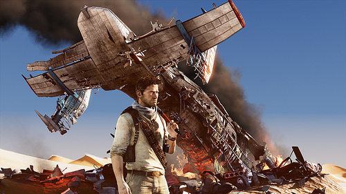 Uncharted 3 gana el premio Writer's Guild Award