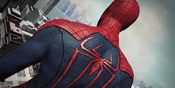 Nuevo trailer de The Amazing Spider-Man: The Videogame
