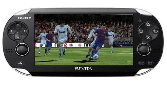 EA SPORTS Lanza FIFA Football Para PlayStation Vita
