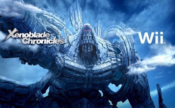 Elige la portada para Xenoblade Chronicles