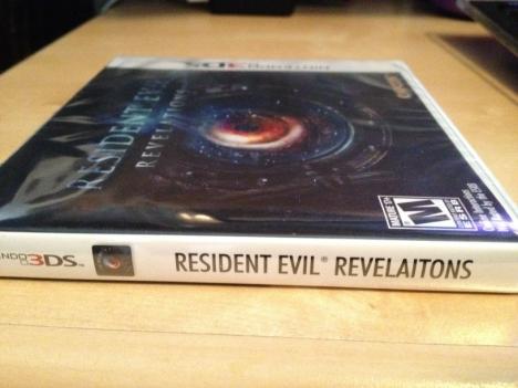 Capcom corregirá error en las portadas de Resident Evil Revelations