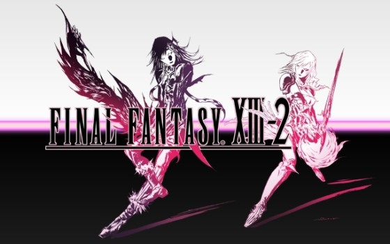 Compara las dos versiones de Final Fantasy XIII-2