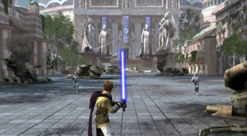 Microsoft anuncia fecha de lanzamiento para Kinect Star Wars