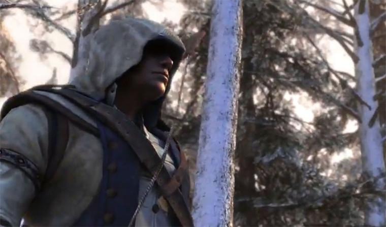 Trailer y fecha de lanzamiento de Assassin's Creed III