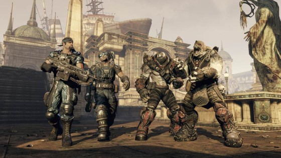 Video e imágenes de Gears of War 3: Forces of Nature
