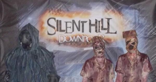 Konami presenta Silent Hill Downpour en Autocinema