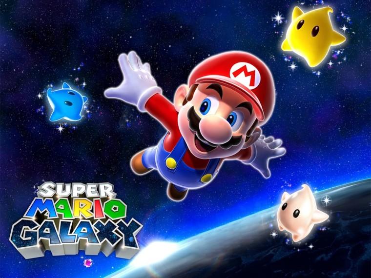 Super Mario Galaxy para Wii rebasa los 5 millones de ventas
