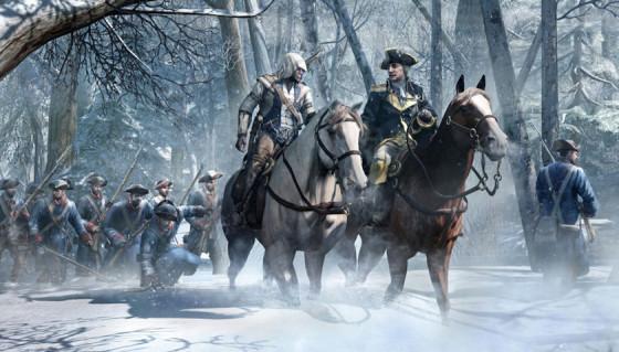 Más imágenes y detalles de Assassin's Creed III