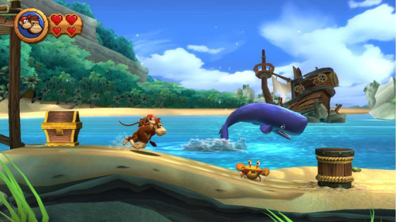 ¿Donkey Kong Country Returns para 3DS?