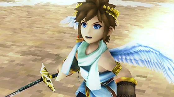 Kid Icarus: Uprising recibe la calificación perfecta de FAMITSU