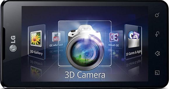Gameloft y LG presentan juegos móviles en 3D y HD