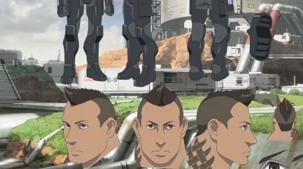 Se anuncia serie anime de Mass Effect
