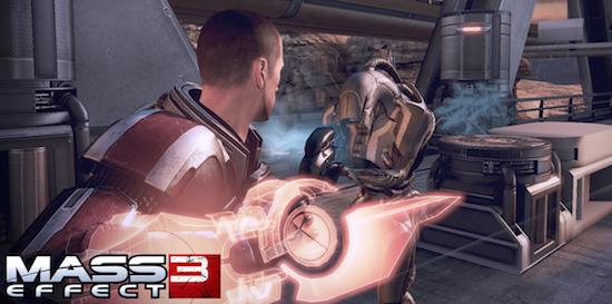 La crítica favorece a Mass Effect 3