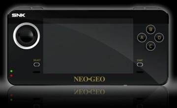 Consola Neo Geo portátil, ya es una realidad