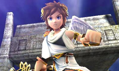 Kid Icarus Uprising para 3DS se estrena en México el 29 de Marzo 2012