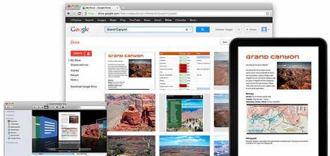 Google estrena Google Drive