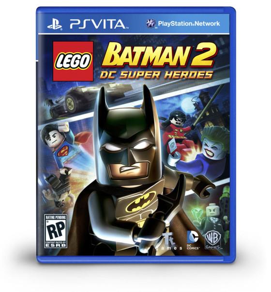 Conoce las portadas de LEGO Batman 2: DC Super Heroes