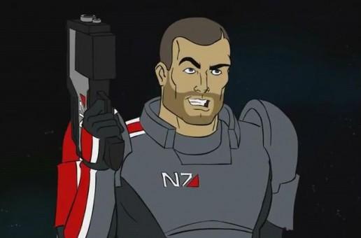Mass Effect estrena serie animada