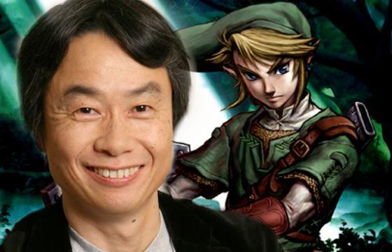Shigeru Miyamoto y Eiji Aonuma quieren crear una película interactiva de Zelda