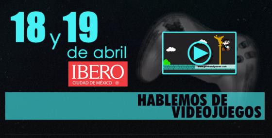 Geek and Games en la Universidad Iberoamericana