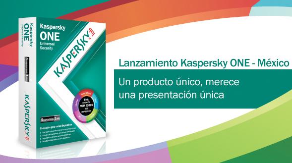 Kaspersky Lab presenta Kaspersky ONE Universal Security
