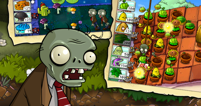 Importante actualización de Plants vs Zombies HD