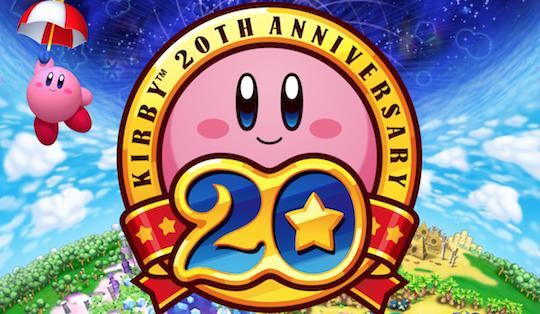 Nueva aventura de Mario y la colección Kirby de aniversario