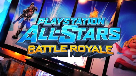 Lanzamiento de PlayStation All-Stars Battle Royale