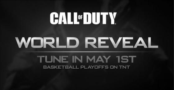 El nuevo juego de Call of Duty será revelado el 1 de mayo