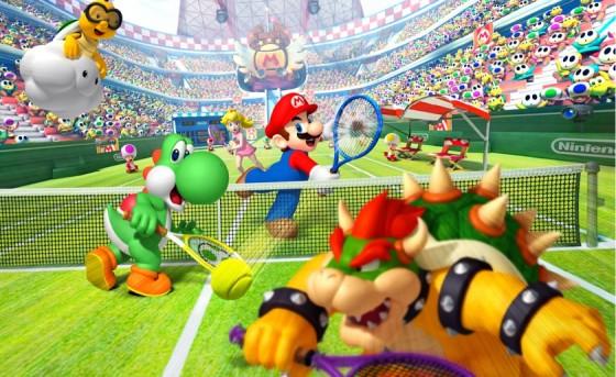 Nuevo trailer de Mario Tennis Open para Nintendo 3DS