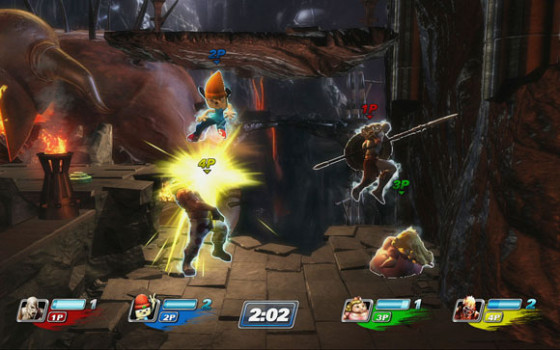 Sony confirma 3 personajes más para PlayStation All-Stars Battle Royale
