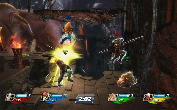 Sony confirma 3 personajes más para PlayStation All-Stars Battle Royale