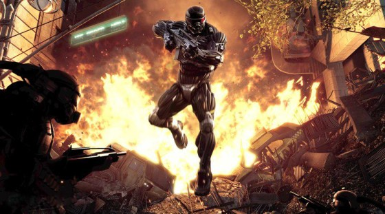 Sé el arma definitiva con el nuevo Crysis 2: Maximum Edition